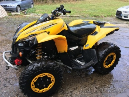 CAN-AM Renegade 800R ERI NAVIJÁK