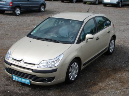 Citroën C4 1,6 HDI KLIMA MODEL 2005