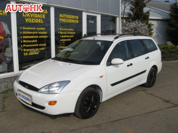 Ford Focus Turnier 1.8 Di  55 kW