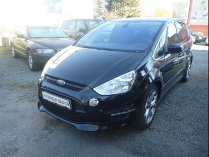 Ford S-MAX 2.2 TDCi Titanium S-packet 7Míst
