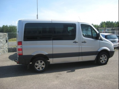 Mercedes-Benz Sprinter 315 CDI  KBII