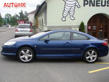 Peugeot 407 2,7 HDI PLATINUM TOP