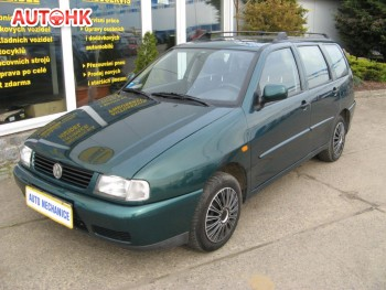 Volkswagen Polo Variant 1.4 i  44 kW